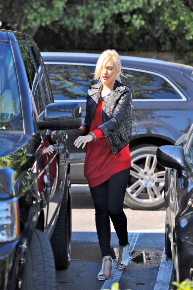 Stil de vedeta, Gwen Stefani