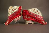 Istoria pantofului cu toc