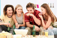 Petrecerile - un pericol pentru silueta