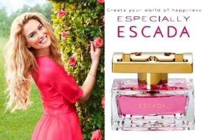 Escada – Bar Rafaeli prezinta noul parfum Escada Especially Escada