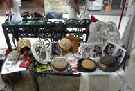 Expozitie vintage de palarii la Baneasa Shopping City