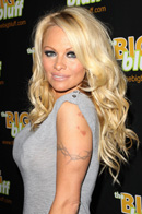 Pamela Anderson este impotriva folosirii blanii naturale in palariile evreiesti