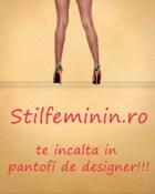 Stilfeminin te incalta cu pantofi de designer!
