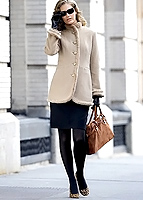 Paltoane la moda in iarna 2007 - 2008