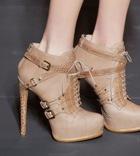Christian Dior: colectia de pantofi toamna-iarna 2011/2012