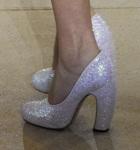 Pantofi: Miu Miu si pantofii cu sclipici