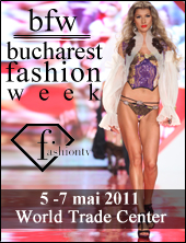 Bucharest Fashion Week 2011