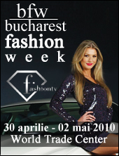 Bucharest Fashion Week 2010